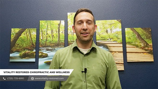 <!-- wp:paragraph --> <p>Dr. Partridge Explains NUCCA Technique In Vitality Restored Chiropractic and Wellness Center</p> <!-- /wp:paragraph -->
